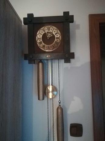 Stylowy zegar ścienny