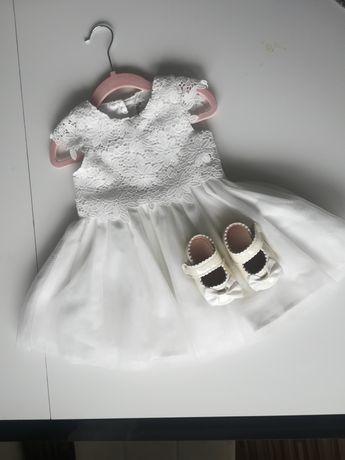 Ubranko na chrzest/roczek