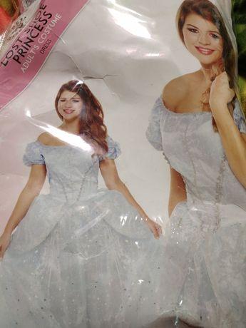 Платье карнавальное подростковое