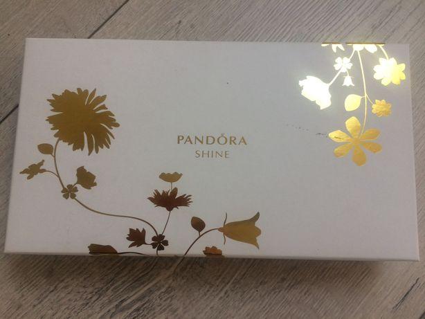 Nowa torebka kopertówka złota Pandora