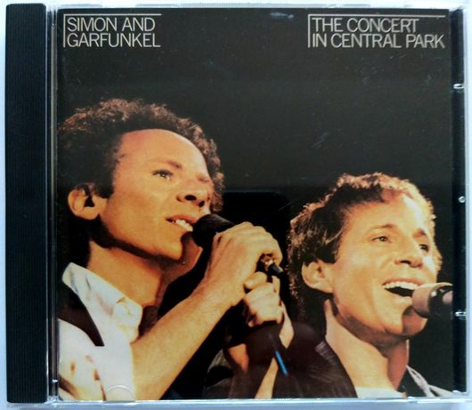 Simon And Garfunkel The Concert In Central Park 1982r