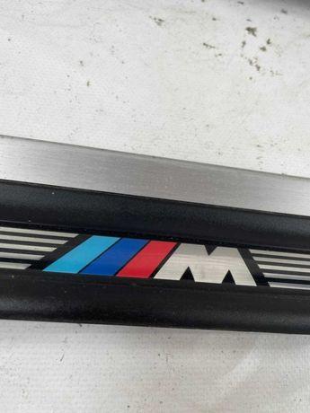 Soleiras Pack M Originais BMW E46 Coupé