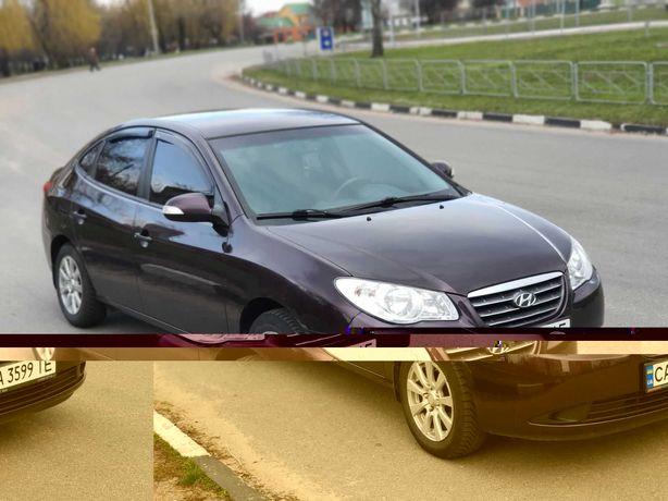 Hyundai Elantra HD/автомат 1,6 газ/бенз 2010 год