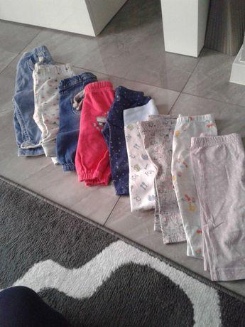 Spodnie, polspiochy,legginsy