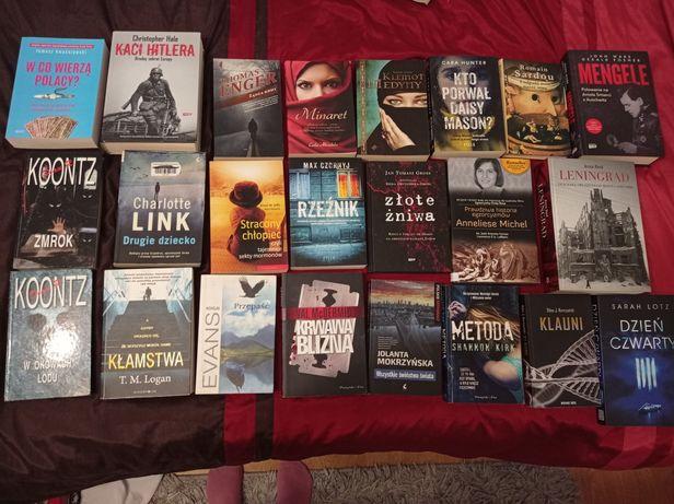Różne książki zamienię