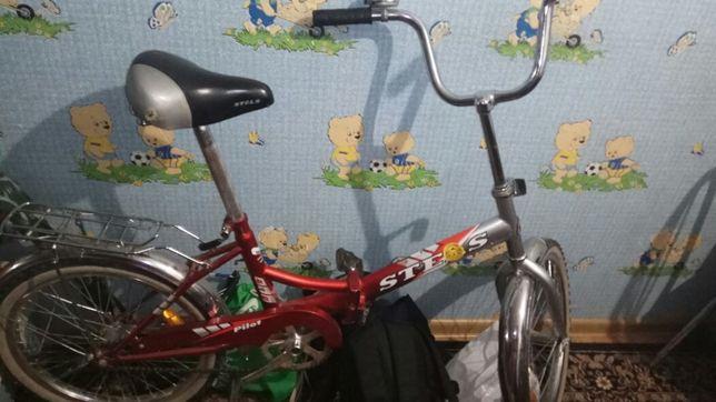 Срочно продам велосипед Stels