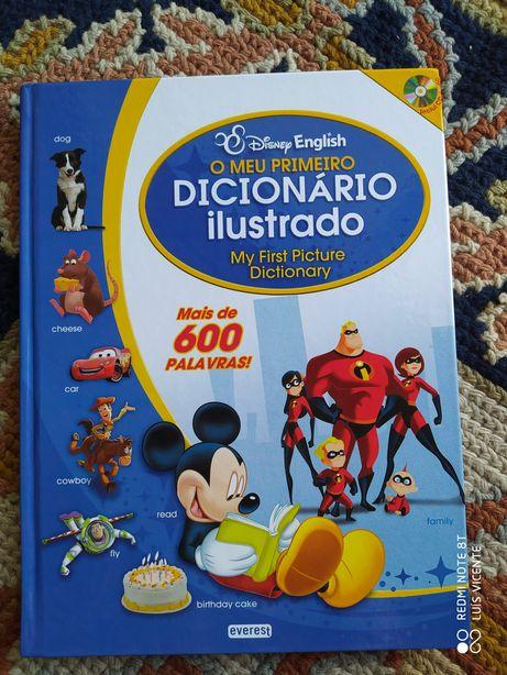 Dicionário ilustrado de inglês
