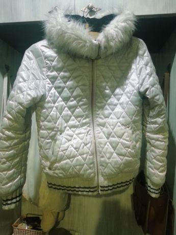 Курточка укороченная