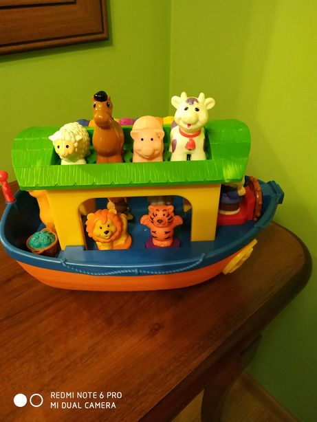 "Игрушка ""Ноев ковчег"" kiddieland оригинал."