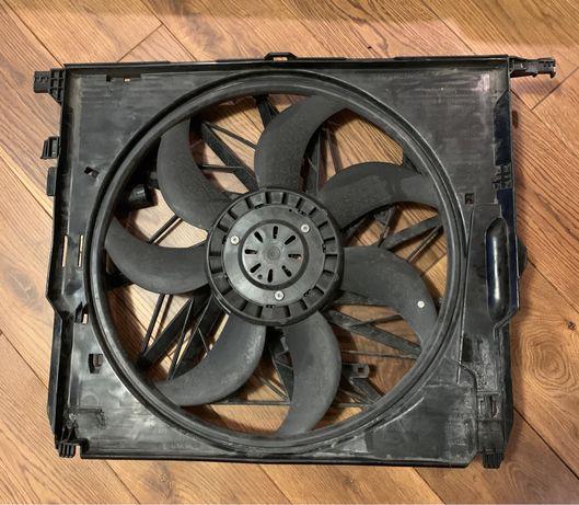 Вентилятор радиатора bmw 5 f10