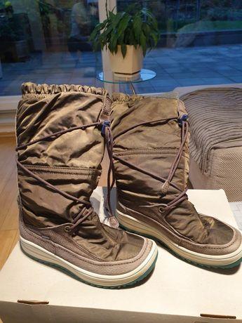 Damskie buty zimowe Ecco