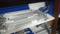 Barras led especificas para aquario 80cm