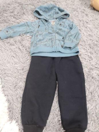 Кофта Carters и теплые штаны
