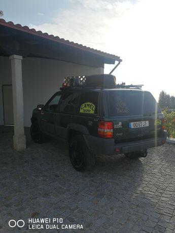 Jeep cherokee zg