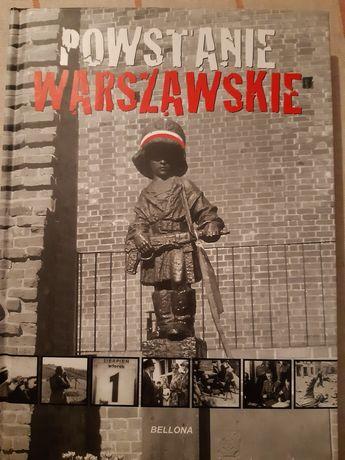 Powstanie warszawskie, książka