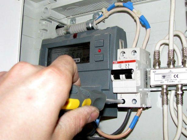 Якісні послуги електрика