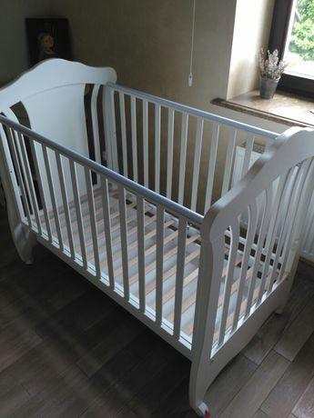 Детская кроватка Baby Italia  Mimi White Swarovski