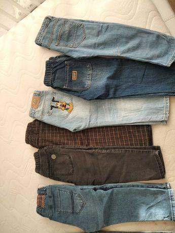 Spodnie zara 7 par stan idealnyrozmiar 104