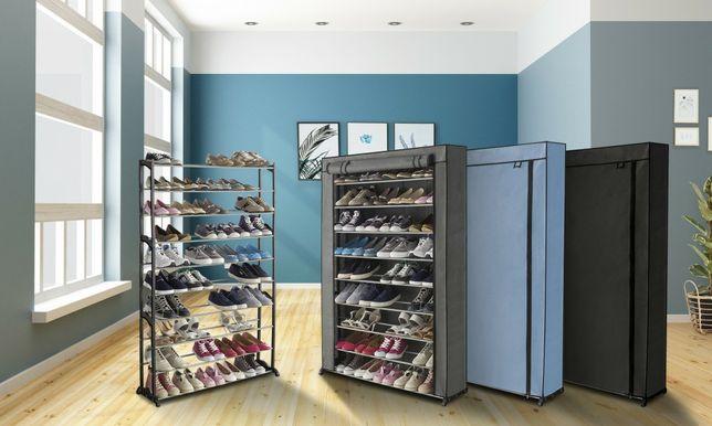 Продам полку для взуття, Розбірна полка на 50 пар взуття