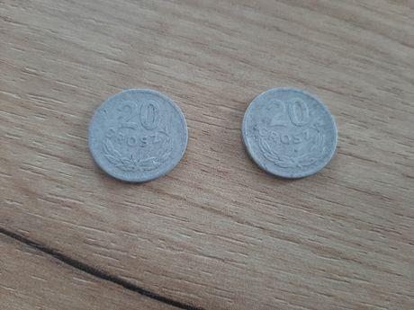 Moneta 20 gr z 1972