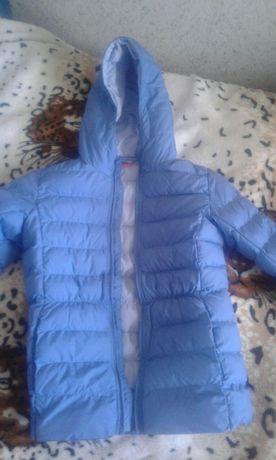 Куртка курточка для девочки 134 размер