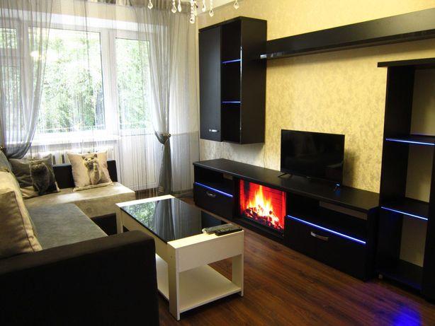 2-кімнатна квартира подобово і погодинно центр пр.Мира 16