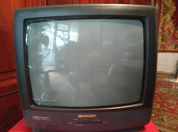 Продам телевизор Sharp 14H-SC