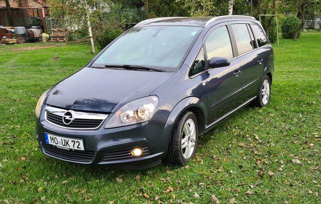 Opel Zafira 1,9 CDTI 150 Ps Cosmo