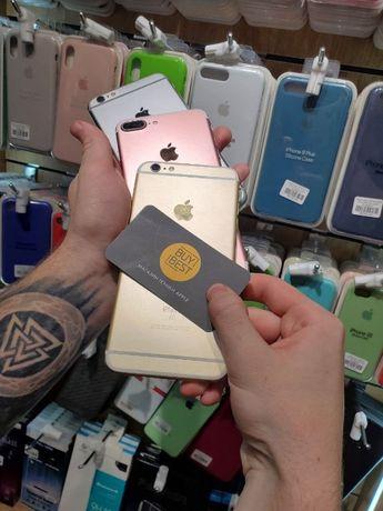 iPhone 6+/7+/6s+/8+ 16\32\64\128\256 (айфон/6с/купить/знижка/скидки)