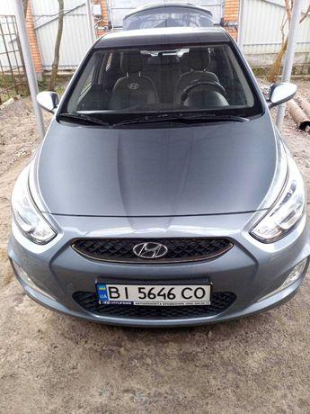 Машина Hyundai Accent