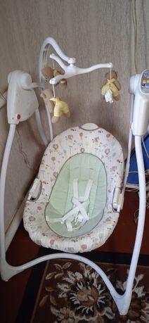 Качелька для новонароджених Graco