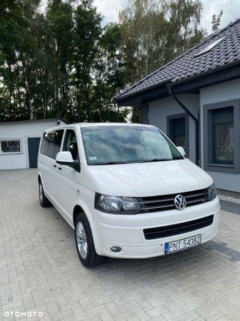 Volkswagen T5  2.5 TDI Long, Brygadówka, Holenderka, Doka