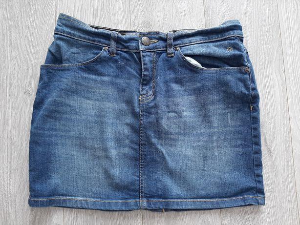 Spodniczka mini jeasns roz 40