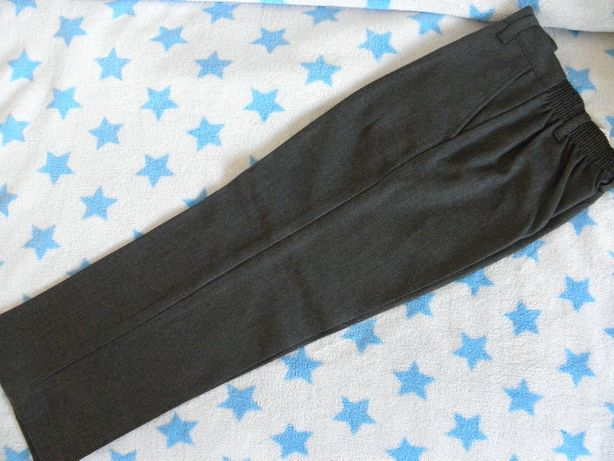 spodnie garniturowe (eleganckie ) roz 110 -116