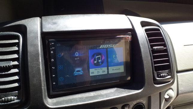 Radio Trafic Vivaro Primastar renault opel nawigacja kamera cofania