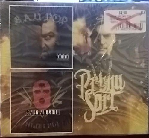 Popek Gang Albanii Rap Cd Królowie życia Bad pop