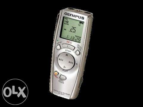 Gravador digital de voz olympus vn 480 pc