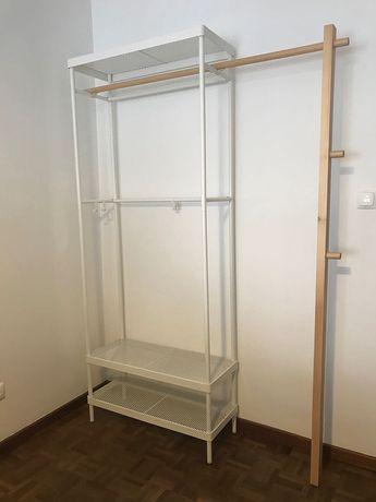 Vendo cabide c/estante p/sapato, IKEA