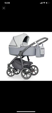 Детская коляска универсальная 2 в 1 Riko Marla 03 Stone (Рико Марла, П