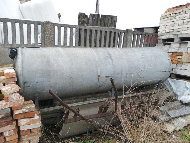 Zbiornik ocynkowany do wody 2000 litrów