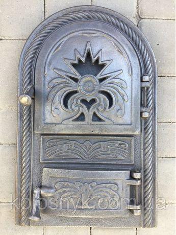 Дверца для печи, чугунная печная дверка, дверь в печь грубу Румыния