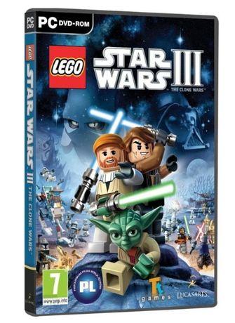 LEGO gra PC DVD-ROM wersja polska STAR WARS III