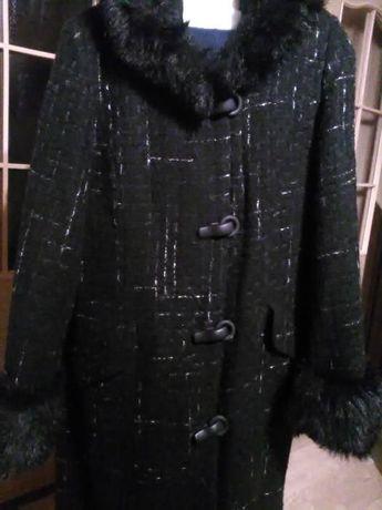 Płaszcz jesienno zimowy ,kożuch naturalny i kożuch ekologiczny