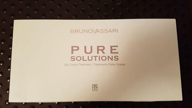 Zestaw głęboko oczyszczający skórę Bruno Vassari 6 zabiegów