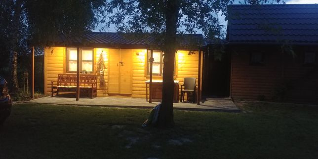 Domek , urocze siedlisko w Grabniaku nad j. Rotcze - do wynajęcia