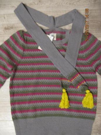 Sweter-sweterek.