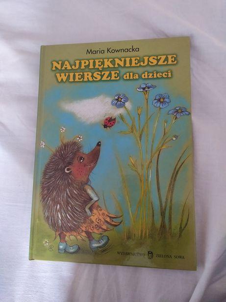 Maria Kownacka - najpiękniejsze wiersze dla dzieci