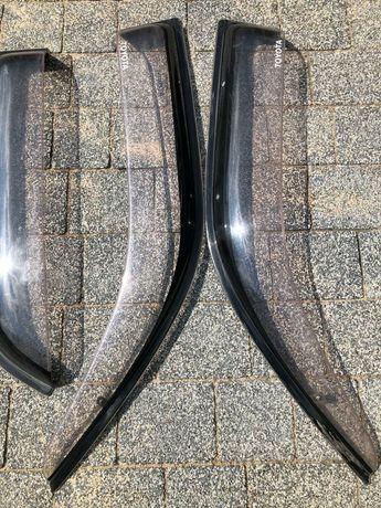 Toyota 4-Runner  Owiewki szyby oryginalne kompletne 4 szt