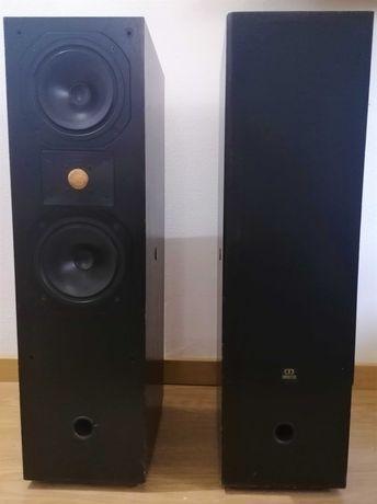 Colunas Monitor Audio R952 Originais com Tweeter GOLD
