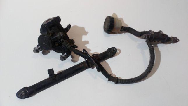 Yamaha XJ 600 N hamulec ZACISK pompka układ hamulcowy TYŁ